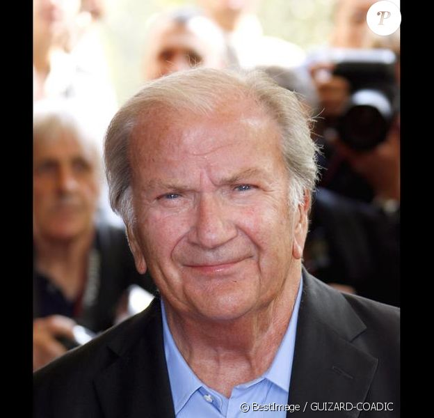 Pierre Mondy en août 2007 à Paris