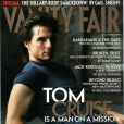 Quand Tom Cruise faisait encore la couverture de  Vanity Fair  en 2000