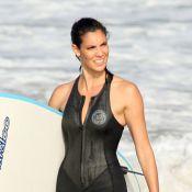 NCIS Los Angeles : Daniela Ruah surfeuse sexy aux côtés d'Eric Christian Olsen