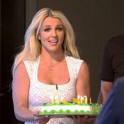 Britney Spears retrouve de la voix pour chanter un Happy Birthday à L.A. Reid
