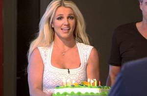 Britney Spears retrouve de la voix pour chanter un Happy Birthday à L.A. Reid
