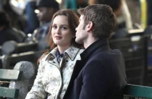 Gossip Girl : Leighton Meester et Chace Crawford profitent des derniers instants