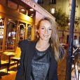 Kosovare Asllani, jolie suédoise de 23 ans et nouvelle joueuse du PSG, le 24 septembre 2012 à Paris