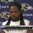 Torrey Smith, héros de la victoire (31-30) des Ravens de Baltimore dimanche 23 septembre contre les New England Patriots, est revenu lors de la conférence de presse d'après-match sur la mort tragique de son frère Tevin, 19 ans, quelques heures avant.