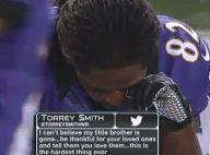 Torrey Smith : Héros en larmes des Ravens, après la mort de son frère de 19 ans