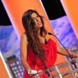 Maïwenn récompensée par le prix du jury lors du Festival de Cannes 2011.