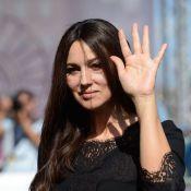 Monica Bellucci : Sublime et décolletée en Espagne, elle irradie de sex-appeal !