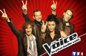 The Voice saison 2 : Jenifer, Bertignac, Garou et Pagny, retour confirmé !