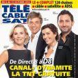 Télé Cable Sat en kiosques le 1er octobre 2012