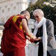 Le Dalaï-Lama et Richard Gere