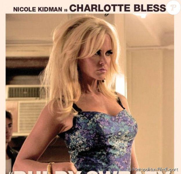 Nicole Kidman dans Paperboy de Lee Daniels, en salles le 17 octobre. Un poster diablement sensuel.