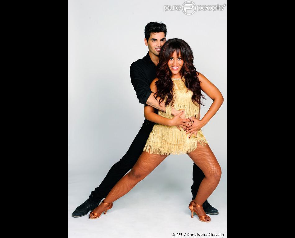 Amel Bent dans Danse avec les Stars 3