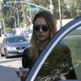 Jessica Alba à Los Angeles. Le 8 octobre 2012.