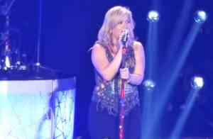 Kelly Clarkson, yo-yo décomplexé : ses kilos sont de retour