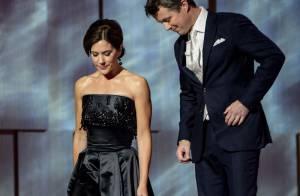 Princesse Mary: Sublime et fière du prince Frederik pour la remise de leurs prix