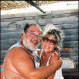 Carlos et sa femme mimi