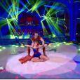 Lorie et Christian dans Danse avec les stars 3, samedi 13 octobre 2012 sur TF1