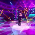 Estelle Lefébure et Maxime dans Danse avec les stars 3, samedi 13 octobre 2012 sur TF1