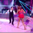 Gérard Vivès et Sylvia dans Danse avec les stars 3, samedi 13 octobre 2012 sur TF1