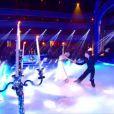 Bastian Baker et Katrina dans Danse avec les stars 3, samedi 13 octobre 2012 sur TF1