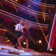 Chimène Badi et Julien dans Danse avec les stars 3, samedi 13 octobre 2012 sur TF1