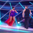 Laura Flessel et Christophe dans Danse avec les stars 3, samedi 13 octobre 2012 sur TF1
