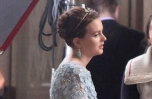 Gossip Girl - Blair et Chuck : Les photos du mariage tant attendu ?