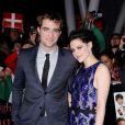 Robert Pattinson et Kristen Stewart le 14 novembre 2011
