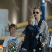 Kate Hudson : A Paris avec ses enfants pour soutenir son rockeur de chéri