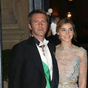 Clotilde Courau et Caroline de Monaco : Merveilleuses princesses au Luxembourg