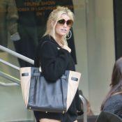 Jessica Simpson, amincie et look soigné... Les affaires reprennent !