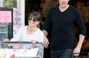 Lea Michele amoureuse et comblée : elle enregistre son premier disque
