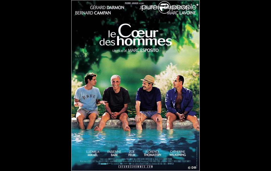Affiche du film Le Coeur des hommes de Marc Esposito