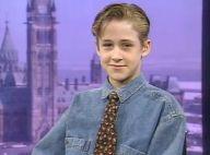 Ryan Gosling : A 12 ans, il faisait déjà du charme à la télé canadienne