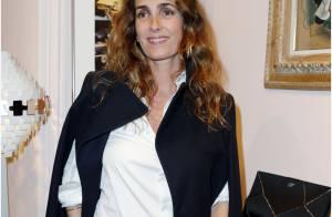 Mademoiselle Agnès enceinte et radieuse