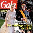 Magazine Gala paru le 24 octobre 2012.