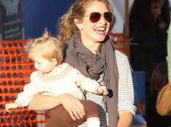 Rebecca Gayheart : Sortie au parc avec ses filles avant de préparer Halloween