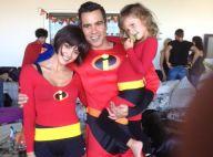 Jessica Alba déguise toute sa famille pour fêter Halloween chez Gwen Stefani
