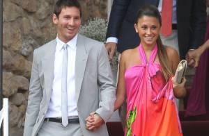 Lionel Messi : Imminent papa d'un petit Thiago et prêt à changer ses couches !