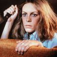 Jamie Lee Curtis,  Halloween  (1978) de John Carpenter.