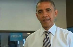 Barack Obama réélu président des Etats-Unis d'Amérique