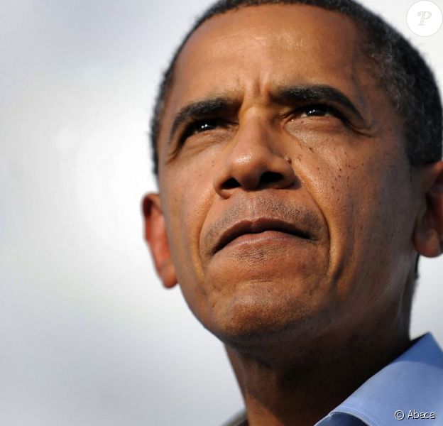 Barack Obama en Floride, le 4 novembre 2012.