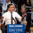 Mitt Romney en meeting dans le New Hampshire, le 5 novembre 2012.