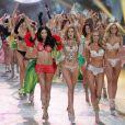 Défilé Victoria's Secret organisé à New York le 7 novembre 2012