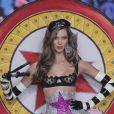 Karlie Kloss au défilé Victoria's Secret organisé à New York le 7 novembre 2012