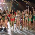Défilé Victoria's Secret le 7 novembre 2012