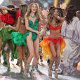 Final du défilé Victoria's Secret le 7 novembre 2012