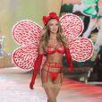 Candice Swanepoel peut-elle être plus sexy ? Défilé Victoria's Secret le 7 novembre 2012