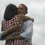 Barack et Michelle Obama : Leur photo cartonne sur Facebook et Twitter
