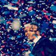 """""""Thank You"""", une autre photo et son message de remerciement publiés par Barack Obama sur les réseaux sociaux, le soir de sa victoire, le 6 novembre 2012."""